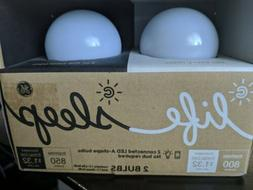 GE LIGHTING - C LIFE + C SLEEP - LIGHT BULB 2 PACK - BLUETOO
