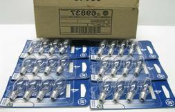 GE Lighting - Box of 24 - 4 Watt Clear Night Light Bulbs - 4