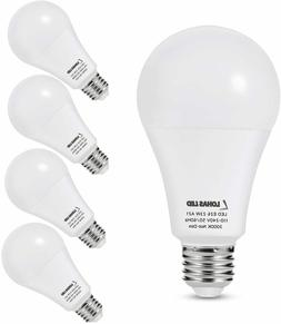 LOHAS 150W-200Watt Equivalent LED Light Bulbs, A21 LED 23W B