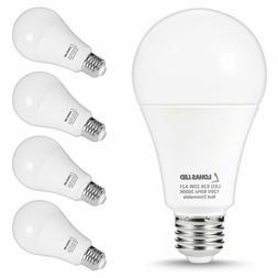 LOHAS A21 LED Light Bulb, 150-200 Watt Light Bulbs Equivalen