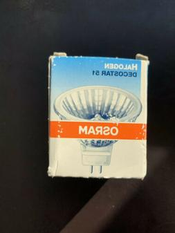 lot 20 halogen decostar 51 mm 41870