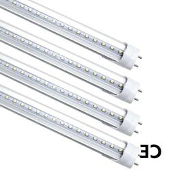 LOT 200pcs T8 18W 4ft LED Tube 6500K 6000K Fluorescent Repla