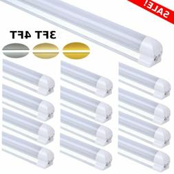 3FT/4FT LED T8 14W-18W Integrated Tube Light Bulbs Fixture