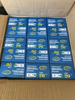 Lot of 15  Eiko 50-Watt Rough Service Vibration Resistant Li
