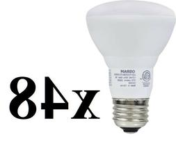 Lot of 6 Sylvania R20 50W Energy Saving Dimmable Indoor/Outd