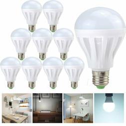 LOT10 5W 7W 9W 110V Cool/White LED Bulbs Light Indoor Lamp U