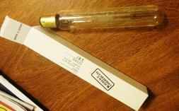 LOTCommercial Tubular T-6.5/ 25 Watt/130V/ Clear Bayonet bas