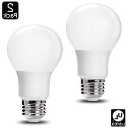 Luxrite LR21391  9W LED A19 Light Bulb, 60W Equivalent, Non-