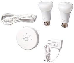 Philips Hue Lux A19 Starter Kit