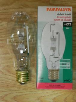 Sylvania Metal Halide 175W Clear Light Bulb BT28 Mogul Base
