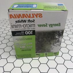 23 Watt Micro Mini Compact Fluorescent Bulb