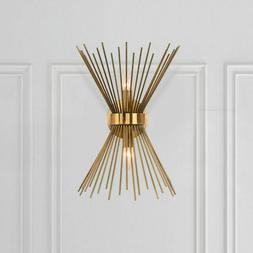 Mid-Century Modern LED Wall Light Wall Sconce Bedroom Up and