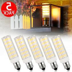 Mini E11 Base Bulb Candelabra LED Dimmable Ceiling Fan Halog