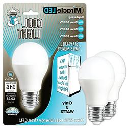 Miracle LED 604724 3-watt Refrigerator and Freezer Light, Lo