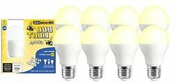 Miracle LED Wide Angle Yellow Bug Light - Replaces 60W - A19