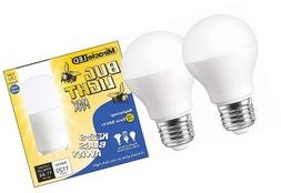 Miracle LED Yellow Bug Light MAX - Replaces 100W - A19 Outdo