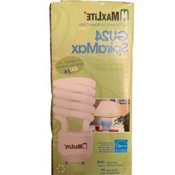 MaxLite MLS26GUWW6 GU24 Base Compact Fluorescent Light Bulb