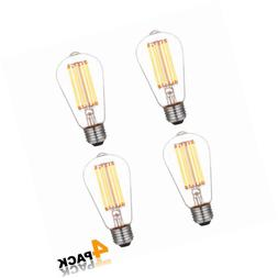 Modvera Lighting LED Edison Light Bulb 8 Watt - 75W Equivale