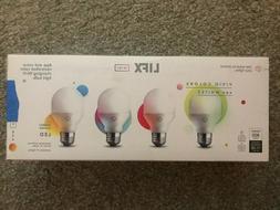 LIFX Multi-Color Dimmable Wi-Fi Smart LED Light Bulb  HB4L3A