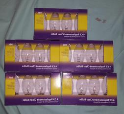 New 3 boxes Light Keeper Pro 4 C9 Replacement Bulbs 120v 7w