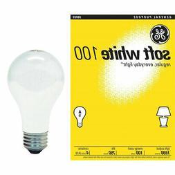New GE 41036 100-Watt A19, Soft White
