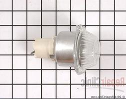 NEW GE Range/Stove/Oven Light Housing with bulb WB08T10002