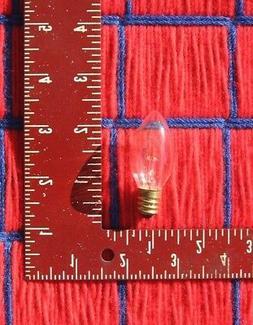 NEW TWINKLE blinker RETRO 7 watt CHRISTMAS light bulb C7 fla