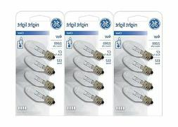 GE Lighting 700064841068 4-Watt Night Light Bulbs