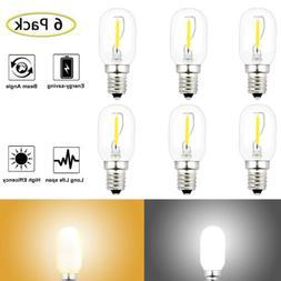Night Light Bulbs C7 Clear 1 Watt LED AC 100-130V Candelabra