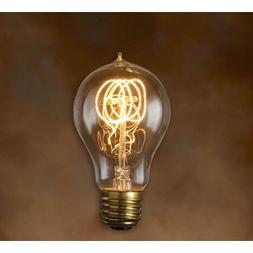 Nostalgic Edison Incandescent Bulb  Bulb Type: 25W A21 Nosta