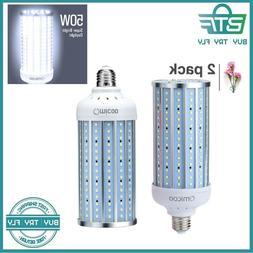Omicoo 50W 500W Equivalent Led Corn Bulb 5000 Lumen Led 230