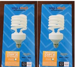 OPTO LIGHT Energy Efficient Compact Fluorescent 2650 lumens
