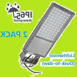 Outdoor Dusk to Dawn Sensor Led Light Bulb Auto Lamp for Str