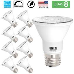 SUNCO 10 PACK PAR20 FLOOD LED BULB 7W  470 LUMEN 2700K SOFT