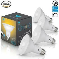 Triangle Bulbs  12-Watt  PAR30 LED Flood Light Bulb, Dimmabl