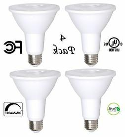 PAR30 LED Bulb 100W Replacement Indoor / Outdoor Dimmable Sp