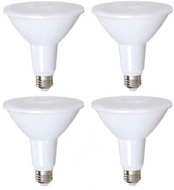 4 Pack Bioluz LED PAR38 LED Bulb 100-120 Watt Replacement Bu