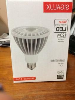 SIGALUX PAR38 LED | 3000K | Damp Location | 1300 Lumens | 20