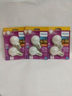 Philips Warm Glow G16.5 Medium Dimmable LED Decorative Light