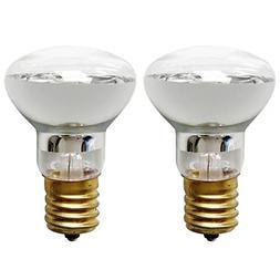 R39 E17 Lava Lamp Replacement Bulb 25 Watt Reflector Type  2