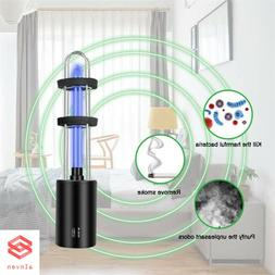 Rechargeable Uv Sterilizer Light Home Ultraviolet Light Bulb