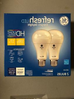 GE Lighting Refresh LED HD 17-watt , 1600-Lumen A21 Light Bu