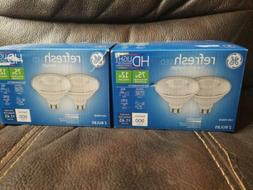 GE Refresh HD Energetic Daylight Light LED Bulbs Dimmable 75