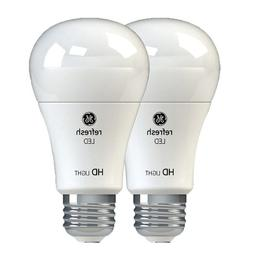 4  LED Daylight 60W DIMMABLE 5000K A19 Light Bulbs