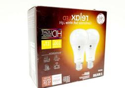 GE Lighting Relax LED HD 17-watt , 1600-Lumen A21 Light Bulb