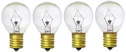 Replacement Bulbs for Lava Lite 5025-6 25 Watt 14.5-Inch Lav
