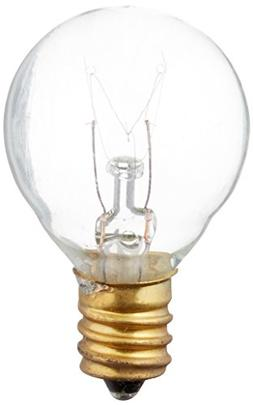 Sival SVLG305E12CLLIST2 Replacement Globe Light Bulb, G30 ,