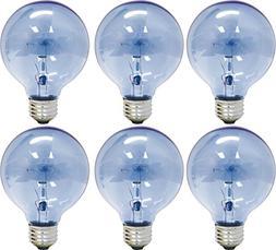 Reveal Reveal G25 Globe Bulb 40 W 265 Lumens Med Base Clear