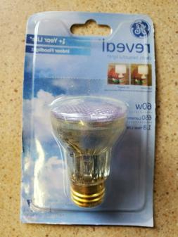 GE reveal halogen 60 watt PAR16 floodlight 1-pack
