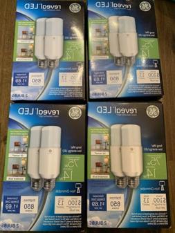 NEW  GE Reveal LED 14W 850 Lumens Light Bulb 2 Pack 36470